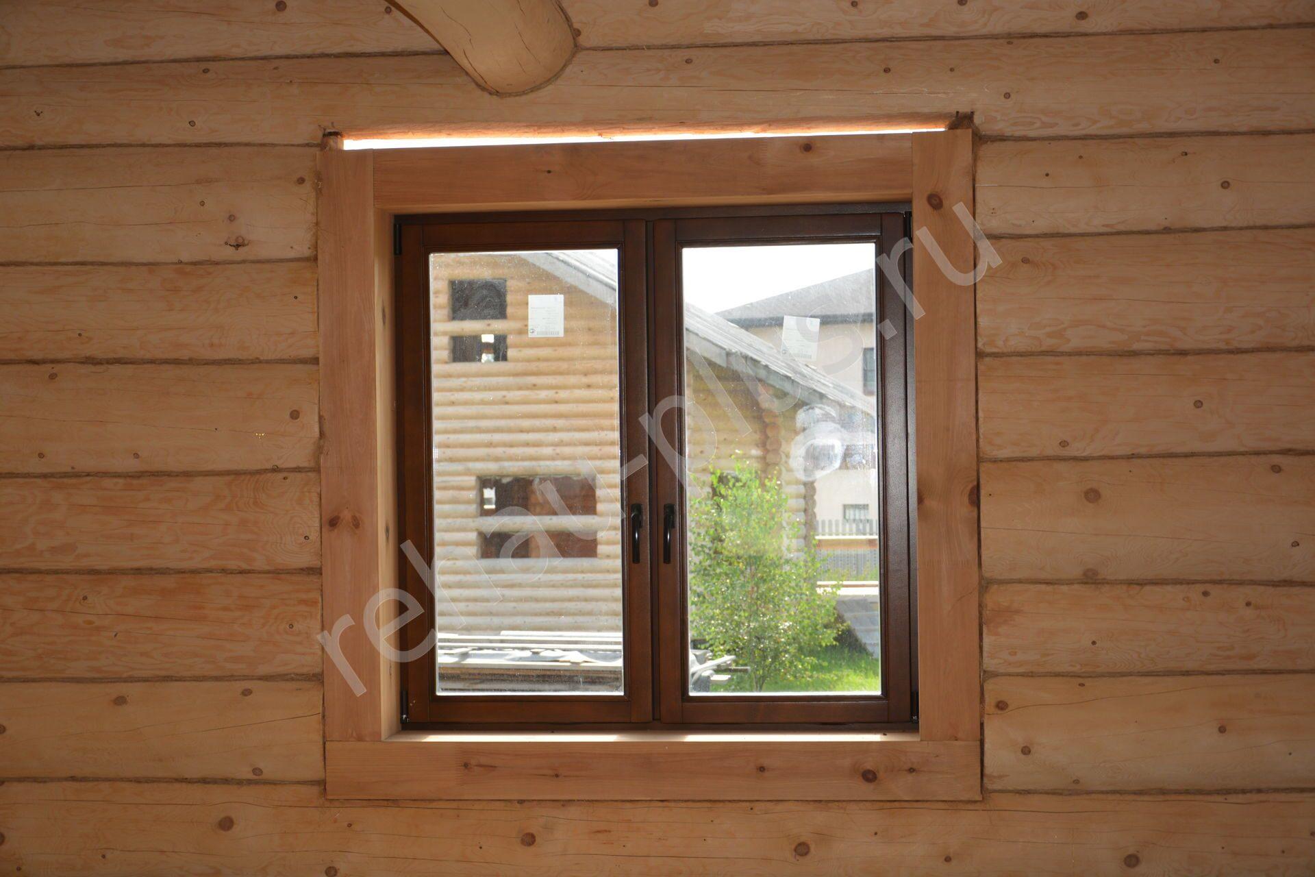 Деревянные стеклопакеты своими руками в деревянном доме